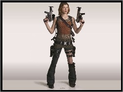 Milla Jovovich, Mp40