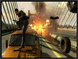 Just Cause 2, Screen