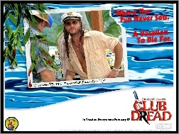 kapitana, Bill Paxton, Club Dread, czapka