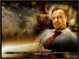 posągi, Harvey Keitel, National Treasure 2 - The Book Of Secrets, siedzi