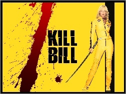 Kill Bill, krew, Uma Thurman