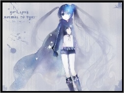 Kozaki, Black Rock Shooter, Spodenki