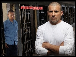 cele, kraty, Dominic Purcell, Prison Break, Wentworth Miller