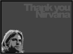 Kurt Cobain, Nirvana, Thank You