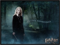 Las, Harry Potter, Luna Lovegood