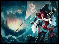 League Of Legends, Miss Fortune