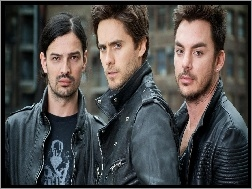 Tomo Milishevi, Lato Dzhaerd, 30 Seconds To Mars, Shannon Leto
