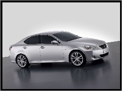 Nowy, Lexus IS