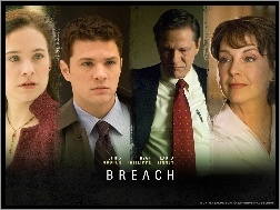 Caroline Dhavernas, Chris Cooper, Ryan Phillippe, Breach, Laura Linney