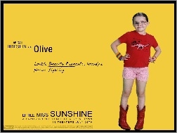 Little Miss Sunshine, Abigail Breslin
