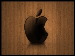 Parkiet, Logo, Apple