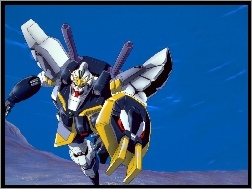 lot, Gundam Wing, robot