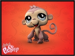Małpka, Littlest Pet Shop