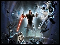 Starkiller, Star Wars: The Force Unleashed, Gra, Galen Marek