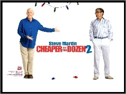 Steve Martin, Cheaper By The Dozen 2, mężczyzna