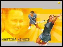 Tennis, Martina Hingis