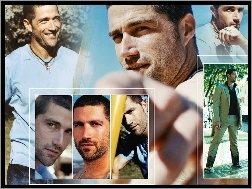 Matthew Fox, Zagubieni, Lost, Serial, zdjęcia