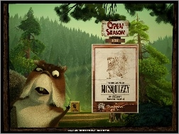 Open Season, Mc Squizzy, Sezon na misia