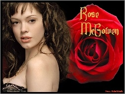 Rose Mcgowan, Róża