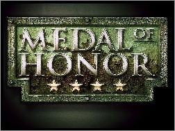 Medal Of Honor, Logo, Gry