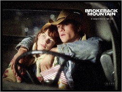 Michelle Williams, Brokeback Mountain, Heath Ledger
