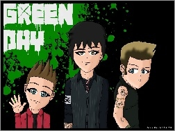 Mike Dirnt, Green Day, Billie Joe