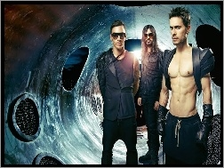 30 Seconds To Mars, Shannon Leto, Jared Leto, Tomo Milicewic