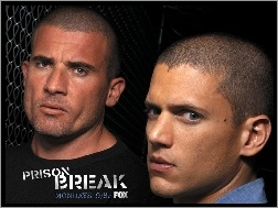 Wentworth Miller, Skazany na śmierć, Prison Break, Dominic Purcell