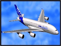 Model, Airbus A380 SuperJumbo