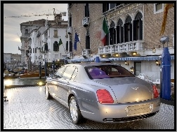 Model, Bentley Continental, Flagowy