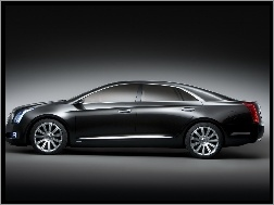Model, Cadillac XTS, Flagowy