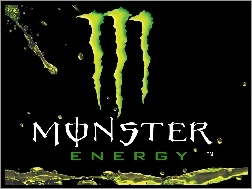 Logo, Monster Energy