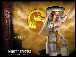 Mortal Kombat Deception, Ashrah