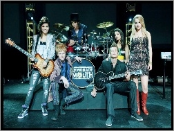 Bridgit Mendler, Naomi Scott, Lemonade Mouth, Hayley Kiyoko, Adam Hicks, Blake Michael