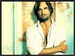 mury, Josh Holloway, Filmy Lost, stare