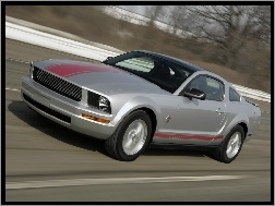 Mustang VIP, Ford, Model