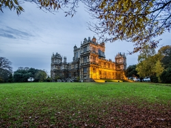 Muzeum Wollaton Hall, Anglia, Nottingham