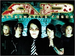 My Chemical Romance, alternative press