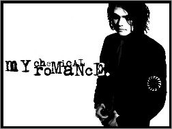 My Chemical Romance, Gerard Way