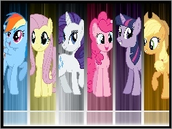 My Little Pony, Kucyki