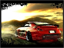 Need For Speed, 350 Z