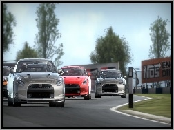 Need For Speed Shift, GTR