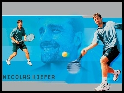 Tennis, Nicolas Kiefer