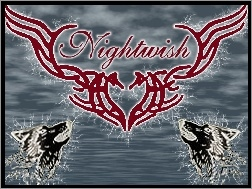 znak, Nightwish, wilki