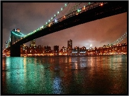 Nowy Jork, Brooklin Bridge