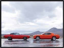 Nowy, Stary, Dodge Challenger, I