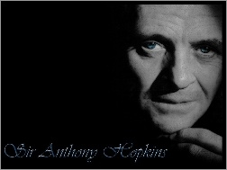 oczy, Anthony Hopkins, błękitne