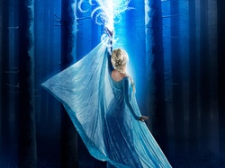 Once upon a time, Elsa
