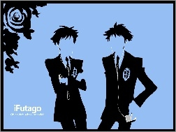 ipod, Ouran High School Host Club, ifutago