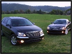 Chrysler Pacifica, Crossfire